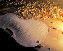 Violin Making & Luthier Services