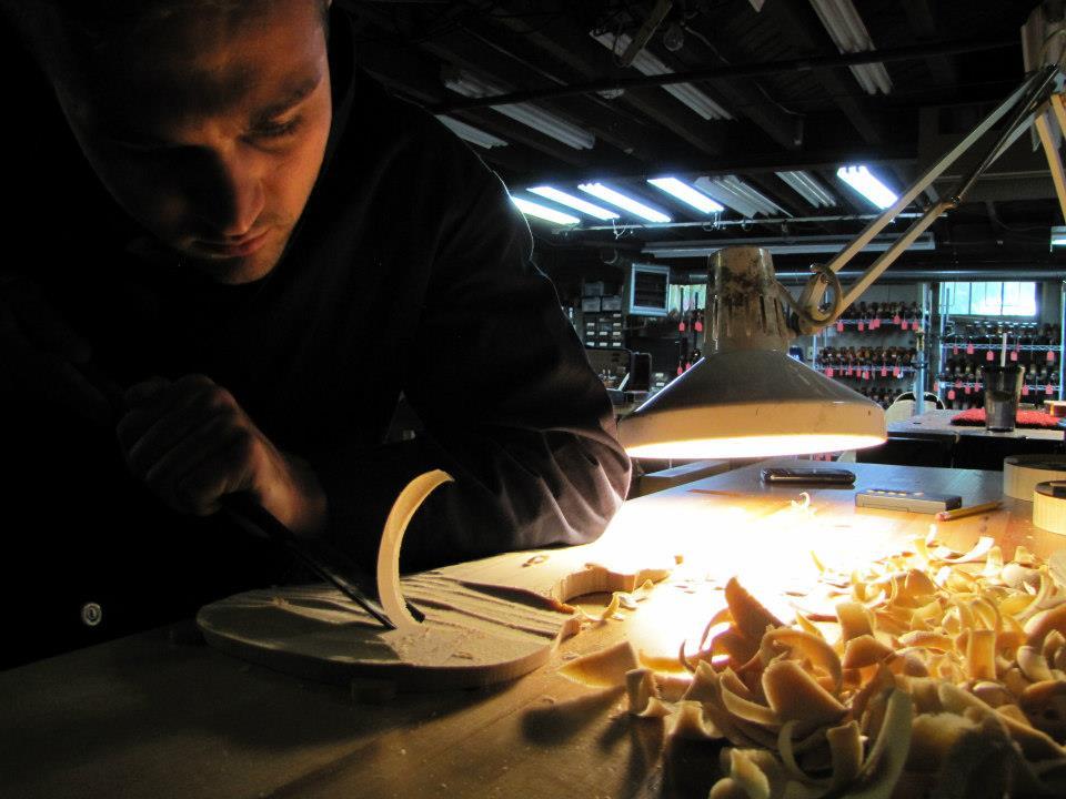 Luthier in Philadelphia