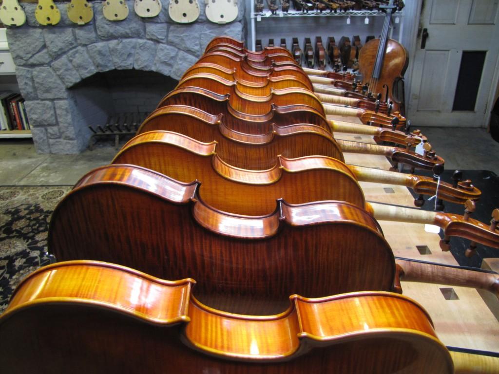 Violin Shop in Philadelphia