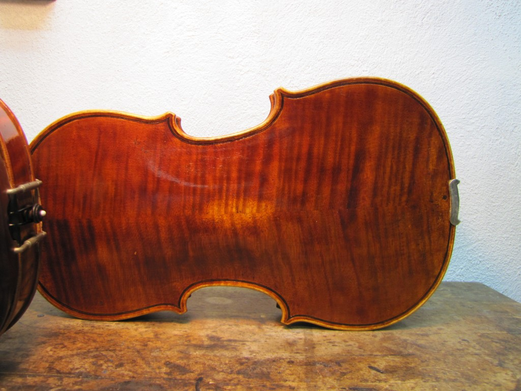 Viola Varnish Antique