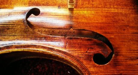 Wladek Stopka Violin 2