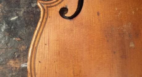 Old Violin Repair