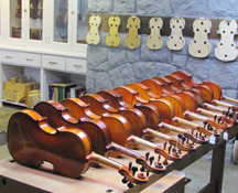 About Fegley Violin Shop in Reading, PA