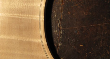 Stradivari Purfling