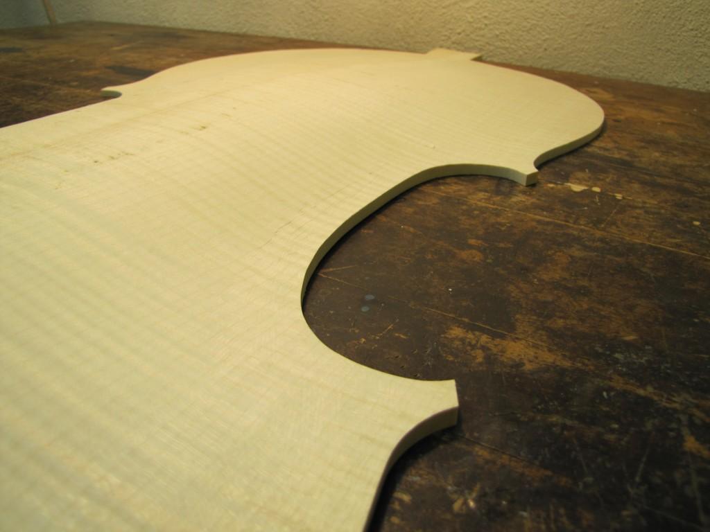 Cello Outline