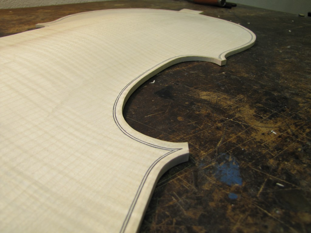 Cello Purfling
