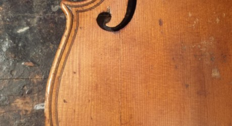 Old Violin Repair