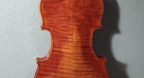 Huckins Violin- Sold